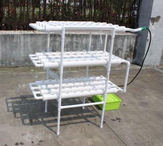 Hydroponic Growing 108 Plant Unit